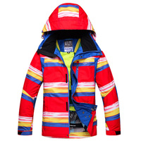 Snow Ski Suit Men Super Warm Waterproof Ski Jacket male Snowboarding Suits Breathable skiing Sets
