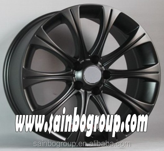Hot sale car alloy rims replica 14-19inch