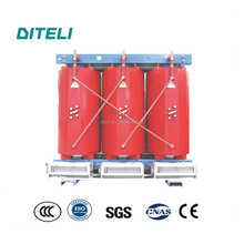 10kV 11kV Expoxy Resin or Cast Resin Dry Type Power Distributing Transformer