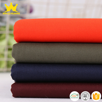 Cheap Price Wholesale 100% Cotton Twill Fabric for Workwear