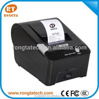 Retail pos printer 58mm, pos receipt printer RP58, Big gear RP58 supports ESC/POS