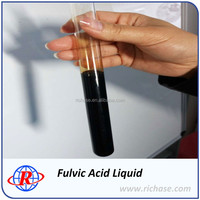 Fulvic acid organic liquid /Powder fertilizer with high quality and best price