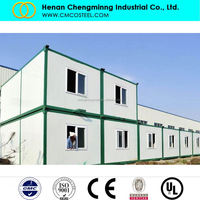 kenya container corrugated galvanized steel container house