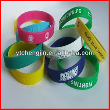 202mm adult wristband for Charity Party/wristbands for circulation