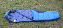 Extreme cold weather sleeping bag / top quality sleeping bags down filled