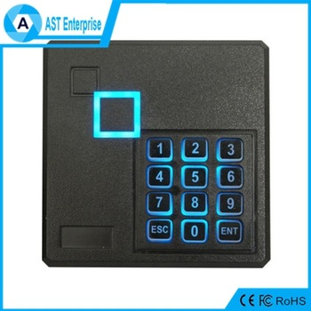 High quality USB disk biometric fingerprint reader proximity ID card time attendance system