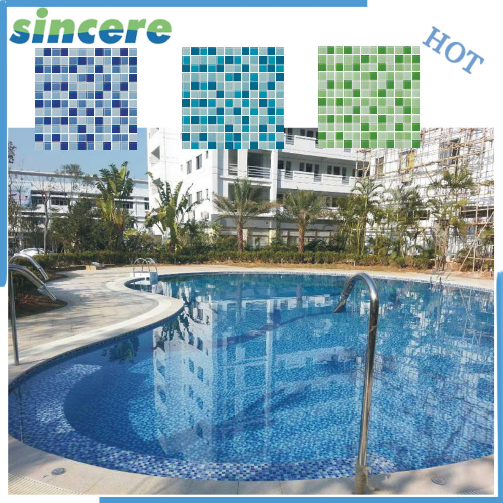 Manufacturer Glass Mosaic Swimming Pool Tiles For Sale Buy Swimming Pool Tile Pool Tile Mosaic