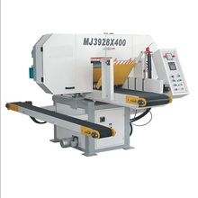 China new type horizontal band saw machine / band resaw belong to wood working machine