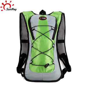 Custom Outdoor Cycling Bike Riding Hiking Running Hydration Backpack With Water Bladder