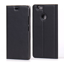 Supper Slim Leather Flip Mobile Phone Cases Covers for Huawei Nova
