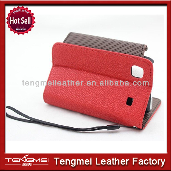 Magnetic Waterproof Leather Case With Belt Clip For Samsung Galaxy S4 i9500