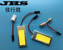 Auto Led Dome Light COB 36SMD With Frame Car Interior Light Dome C5W W5W Lamp Reading Light