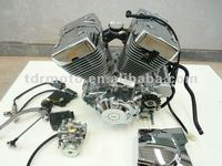 Chinese motorcycle engines of LiFan 250cc v-twin motorcycle engines for used motorcycle engines