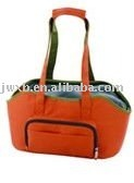 New recycled pet carrier bag