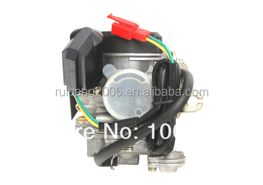 GY6 50cc Scooter Performance Carburetor 20mm Carburetor Parts 139QMB 1P39QM