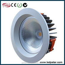 20W 30W exterior recessed led downlight 100-120lm/w led downlight