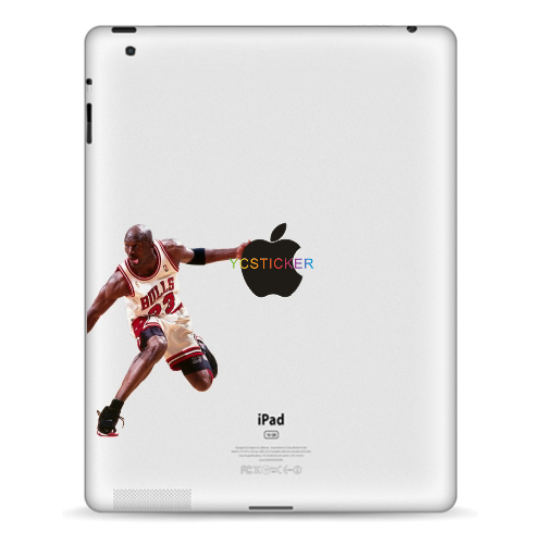 innovation 2017 item vinyl sticker wholesale watperproof supreme sticker for ipad decals