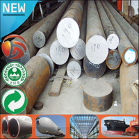 China Supplier 219mm s45c material specification mild steel round bar price