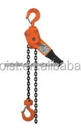 HSH-X 1t ratchet Lever Hoist with overload protection