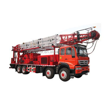 XJ700Z-3W Workover servicing rig for sale