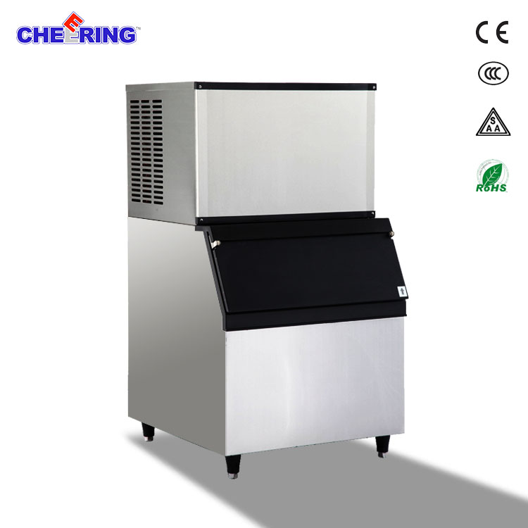 Used Ice Cube Machine Industrial Ice Maker Buy Ice Maker