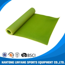2017 professional 8mm thickness yoga mat tpe