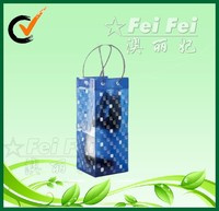 New style Reusable PVC Wine Cooler Bag