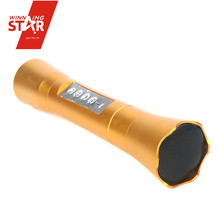 Best Promotion Gift Rechargeable Flashlight V8 USB Metal Blutooeth Speaker
