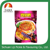 Sichuan Flavour Condiment For Noodle Delicious