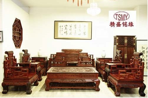 Traditional China furniture