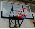 Foldable Basketball Stand With Wall Bracket
