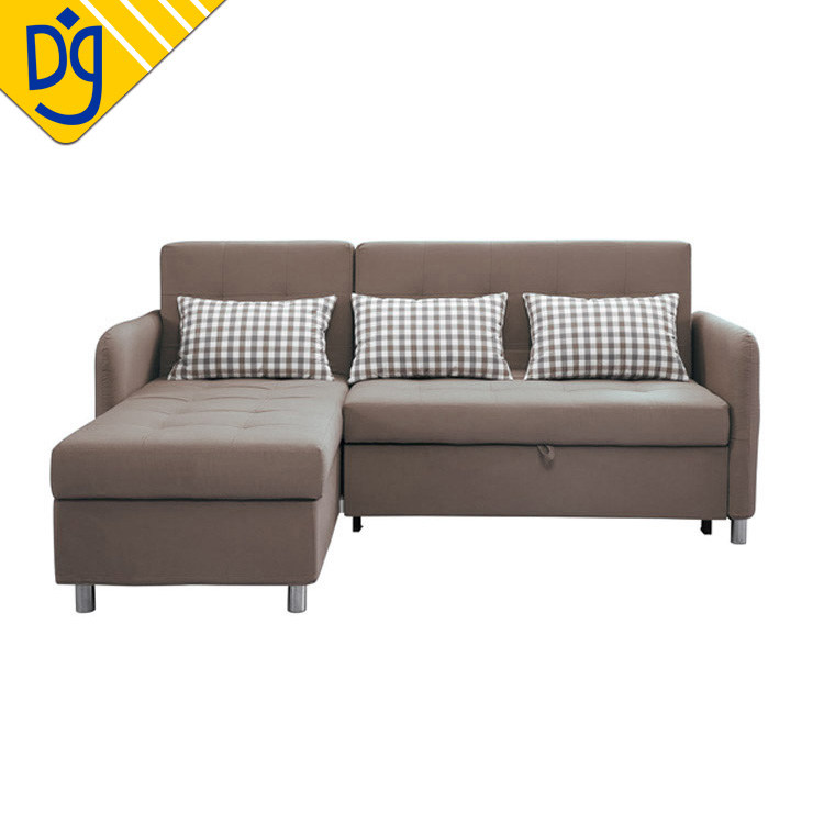 Sofa factory direct sell sectional sleeper sofa with storage