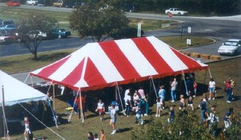 Large Pole Tents