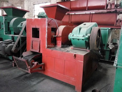 coal/coke powder Briquette making machine with perfect solution