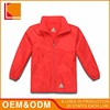 2017 Red Kid Nylon Waterproof Jacket