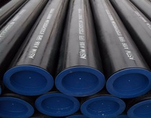 Tianjin Youfa factory high quality black painted 30 inch seamless steel pipe