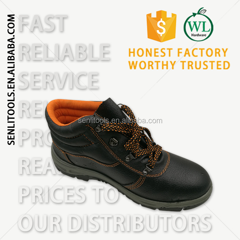 Mens Chukka Steel Toe Cap Safety Boot Mens Footwear