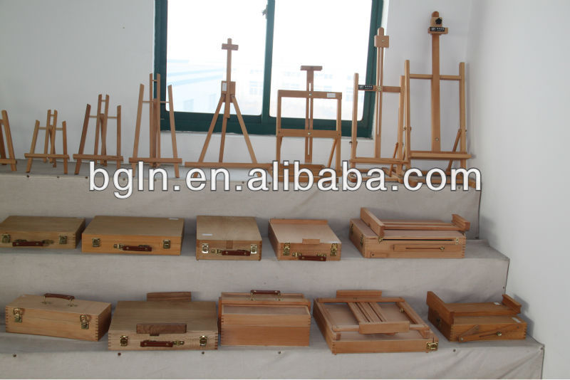 27.5*32*75(97)cm table top easels wholesale artist easel