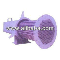 heat exchanger(Shell/Tube & Fin type)