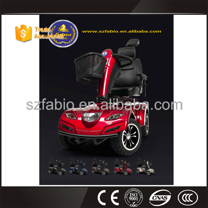 Newly Comfort 4 Wheel target electric scooter