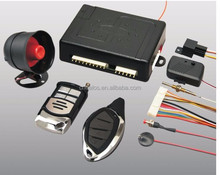 programmable functions One Way Car Alarm System/Alarmas para Autos with 4modes Anti-carjack for Iran