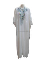 colored abayas k6111
