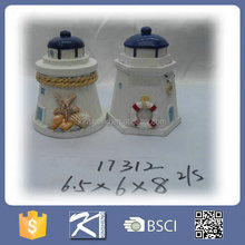 2017new style resin lighthouse