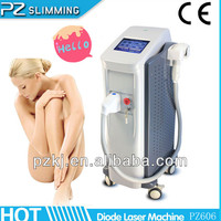 professional and advanced laser hair removal equipment PZ606 by PZ LASER.