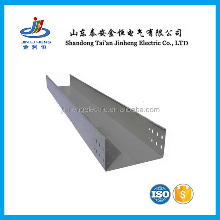 Galvanized steel electrical trunking cable tray cable joint, galvanized cable tray