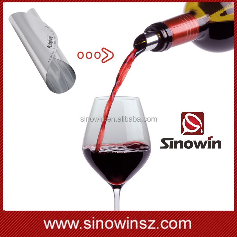 2016 HOT Selling Drip Stop Wine Pourer FOOD GRADE PASSED