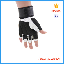 Fitness Sports Cycling Bike Gel Silicone Half Finger Bicycle Gloves