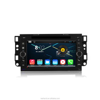 "7"" Android 4.4 HD Touch Screen Car Mp3 player for Chevrolet Aveo Epica Lova Captiva Spark Optra with GPS 3G Wifi BT"