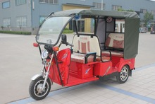 3 Wheels Electric tricycle /2016 New Battery Powered E- Rickshaw / 5 Seats Electric Rickshaw/popular in Bangladesh market