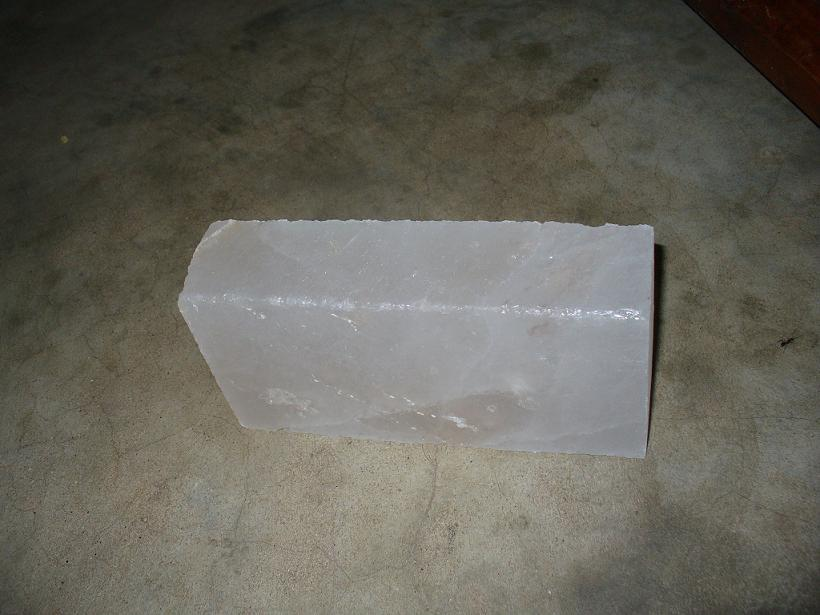 Himalayan White Salt Bricks